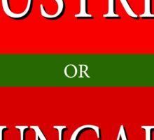 AUSTRIA or HUNGARY – UEFA Euro 2016 Sticker