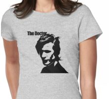 Matt Smith - Ink Drawing Womens Fitted T-Shirt