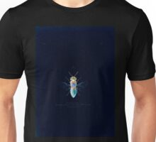 Aid to the identification of insects Charles Owen Waterhouse 1890 V1 V2 022 Homalus Nanus Ionian Islands Inverted Unisex T-Shirt