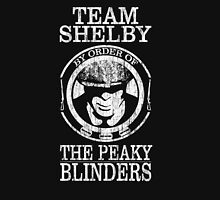 Team Shelby. The Peaky Blinders. Unisex T-Shirt