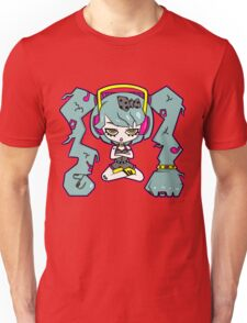 Hairy Metal by Lolita Tequila Unisex T-Shirt