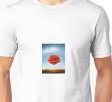 The Meditative Rose by Salvador Dali Unisex T-Shirt