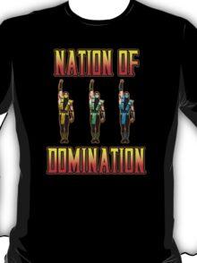 Ninjas of Domination T-Shirt