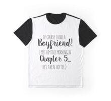 Book boyfriend Graphic T-Shirt