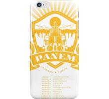 PANEM iPhone Case/Skin