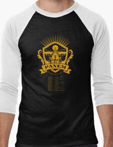 PANEM Men's Baseball ¾ T-Shirt