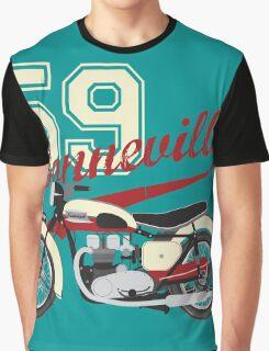 59 TRIUMPH BONNEVILLE Graphic T-Shirt
