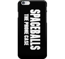 Spaceballs Branded Products iPhone Case/Skin