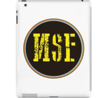 Logo Sin Nombre iPad Case/Skin