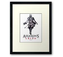 Ezio Auditore Da Firenze Framed Print