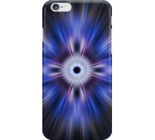Blue Seer iPhone Case/Skin