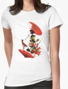 Adekan Womens Fitted T-Shirt