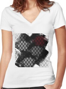Urban decay Women's Fitted V-Neck T-Shirt