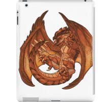 Rathalos, King of the Skies iPad Case/Skin