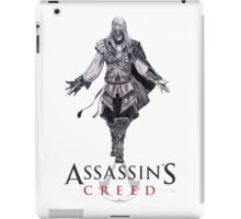 Ezio Auditore Da Firenze iPad Case/Skin
