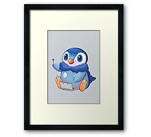 Birdy Gamer Framed Print