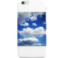 Sky Fluff - by momma iPhone Case/Skin
