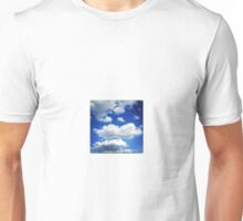 Sky Fluff - by momma Unisex T-Shirt