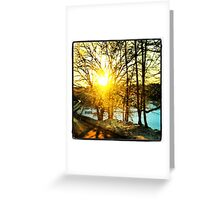 The Journey - by momma Greeting Card