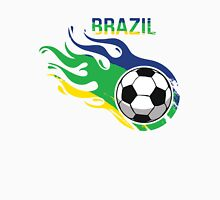 Brazil Brasil Soccer Ball Unisex T-Shirt