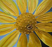Sun Flower by Michelle Potter
