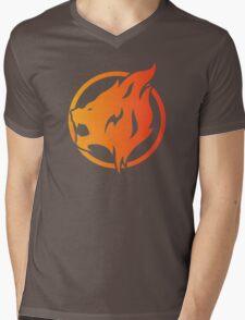 Xbox Beastfire Mens V-Neck T-Shirt