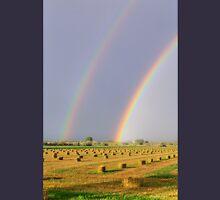 Double Rainbow Unisex T-Shirt
