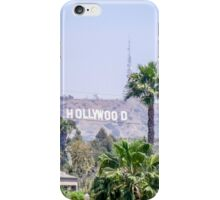 Hollywood Hights iPhone Case/Skin