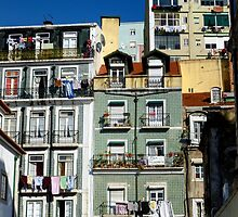 Everyday life in Lisbon Portugal by Trippy Publishing