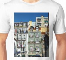 Everyday life in Lisbon Portugal Unisex T-Shirt