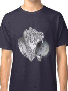 Cat lion big animal  Classic T-Shirt