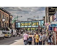 Camden Town Photographic Print