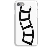 abstract film iPhone Case/Skin