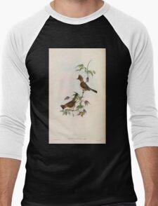 Birds of Asia John Gould 1883 V1 V7 241 Ixulus Flavicollis T-Shirt