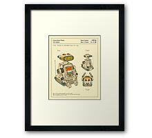 ROBOT (1988) Framed Print