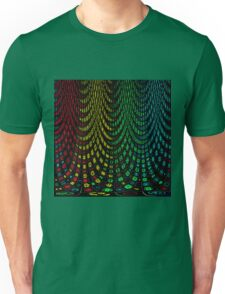 Curtains in abstract Unisex T-Shirt