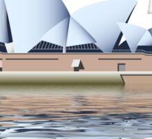 Sydney Opera House Sticker