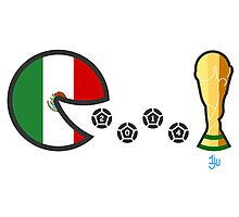 Mexico World Cup 2014 Photographic Print