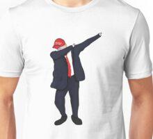 Dabbing Donald Unisex T-Shirt