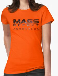 Mass effect - Andromeda  Womens Fitted T-Shirt