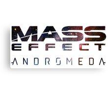 Mass effect - Andromeda  Canvas Print