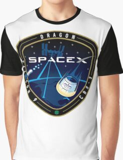 SpaceX Graphic T-Shirt