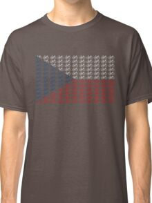 Bike Flag Czech Republic (Small) Classic T-Shirt