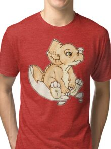 The Land Before Time: Baby Cera Tri-blend T-Shirt