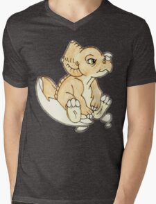 The Land Before Time: Baby Cera Mens V-Neck T-Shirt