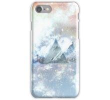 Solar Mountains iPhone Case/Skin