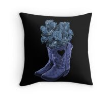 ☆ ★ ☆EVEN COWGIRLS GET THE BLUES -SOMETIMES-(AND COWBOYS 2) THROW PILLOW☆ ★ ☆¸ Throw Pillow