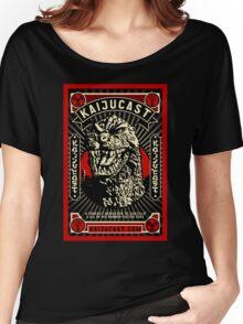 Kaijucast Propaganda Women's Relaxed Fit T-Shirt