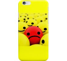 You are not Alone ({}) iPhone Case/Skin