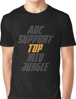 Forever Top Lane Graphic T-Shirt